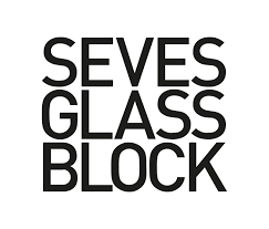 seves glass block revêtement mural